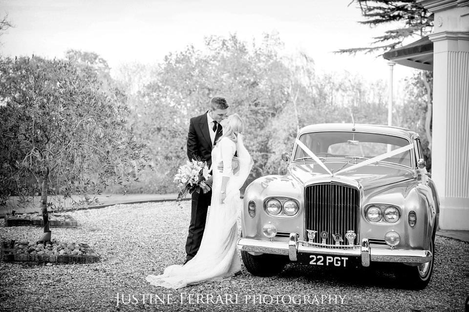 Winter wedding | The Solent | Justine Ferrari